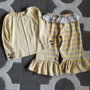 Mustard Pie matching set